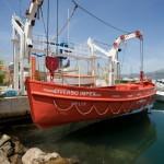 Temeljna sigurnost na brodu - D2 brevet - brodica za spasavanje - Diverso Impex