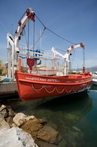 Diverso Impex boat