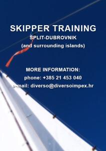 skipper training diversoimpex