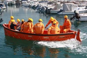 D2 - Diverso Impex - spuštanje brodice