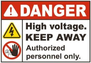 D49B - Visoki napon - upravljačka razina - High voltage course