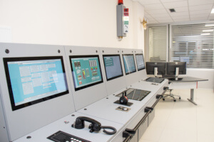 Transas engine room simulator
