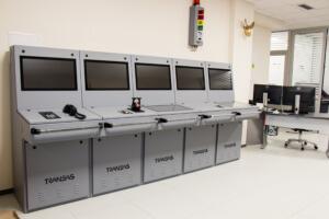 Transas simulator stroja