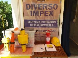 D17 tečaj Diverso Impex Split