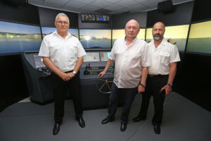 FMB transas simulator and our Captains