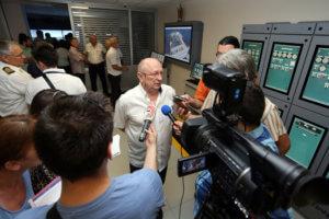novinari oduševljeni simulatorom broda