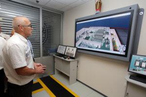 Najmoderniji simulator brodskih strojeva