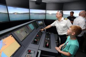 Najmoderniji brodski simulator