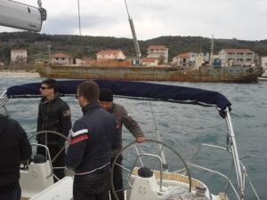 Voditelj brodice kategorije C