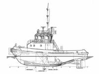 Conventional twin screw tug training