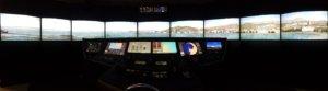 Diverso Impex's Transas full mission bridge
