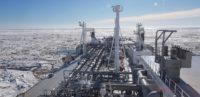 Polar day sailing